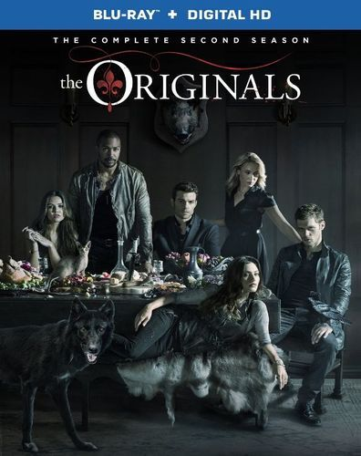 The Originals The Complete Second Season Blu Ray The