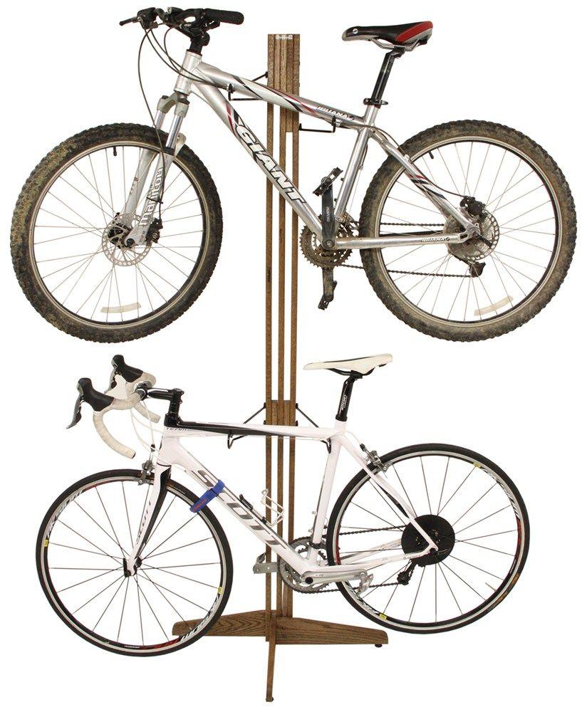 High Angled Or Drop Ceilings This Oakrak Bike Storage
