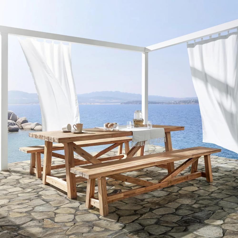 Gartenbank Antigua Aus Akazienholz Online Kaufen Momax In 2020 Gartenmobel Holz Gartengarnitur Holz Gartenmobel Sets