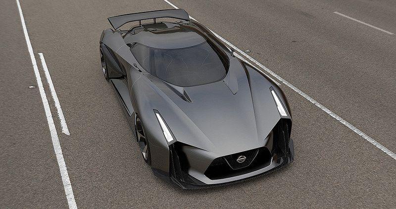 Nissan Concept 2020 Supercar Concept Cars Nissan Gtr Super Cars