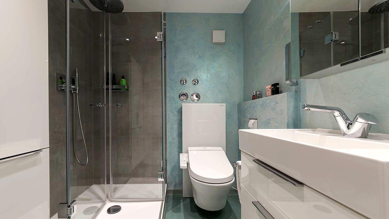 Fugenloses Bad In Frischem Design Jetzt Anschauen Fugenloses Bad Bad Fugenlose Dusche