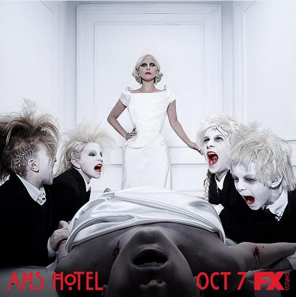 Lady Gaga S American Horror Story Style Will Leave You Screaming