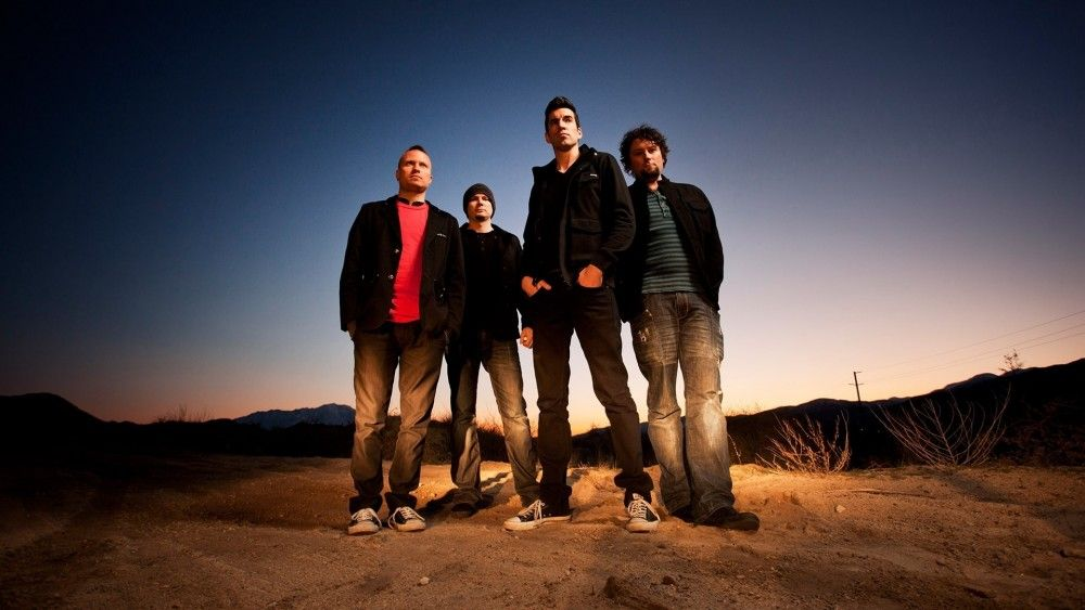 Theory Of A Deadman \