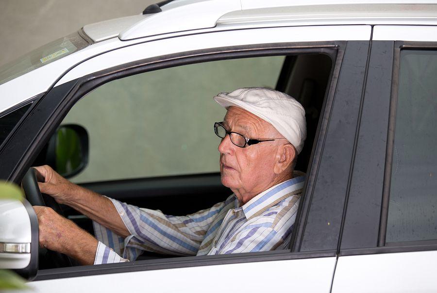 Despite his worsening eyesight, 80yearold Edward