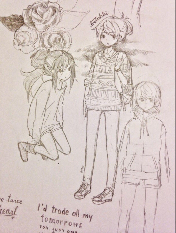 Sketches tootokki