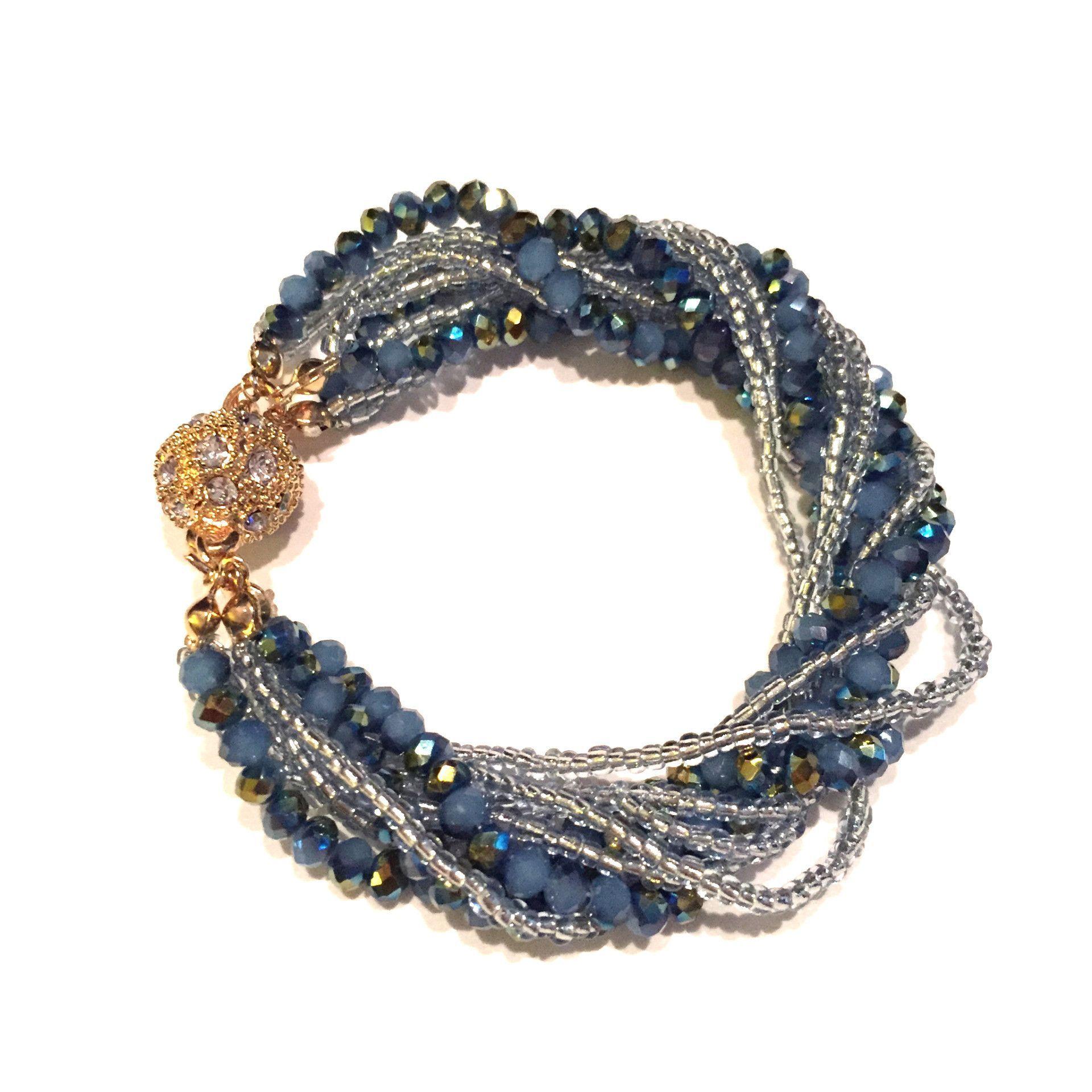 Heather Bracelet in Blue