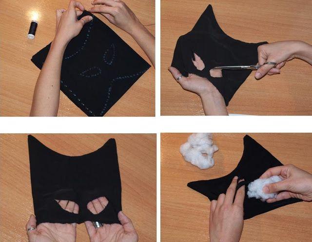 Los Mundos De Caroline Diy Disfraz De Catwoman Disfraces