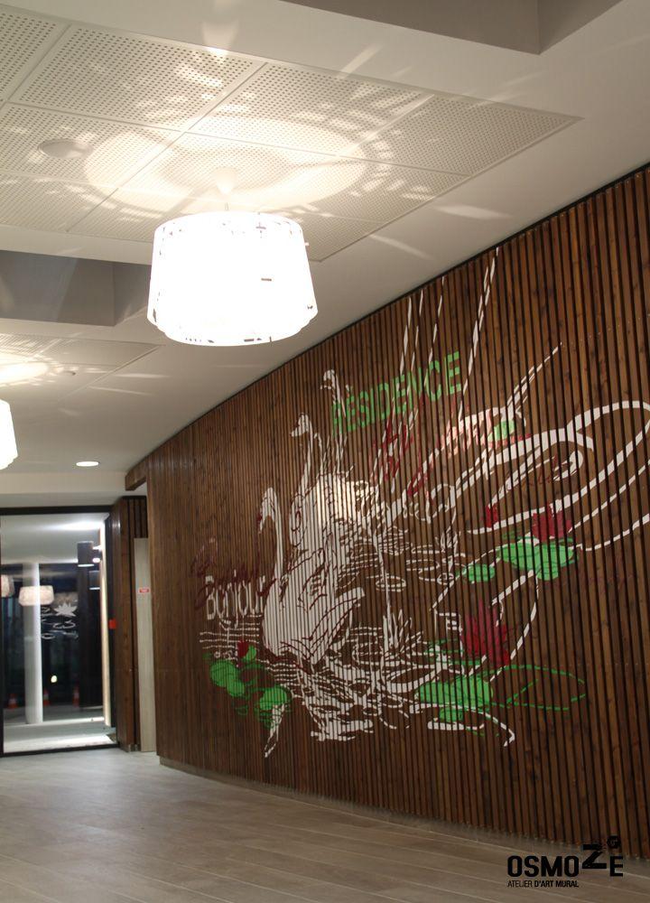 Signalétique et décoration murale > Ehpad > Entrée | Signalétique ...
