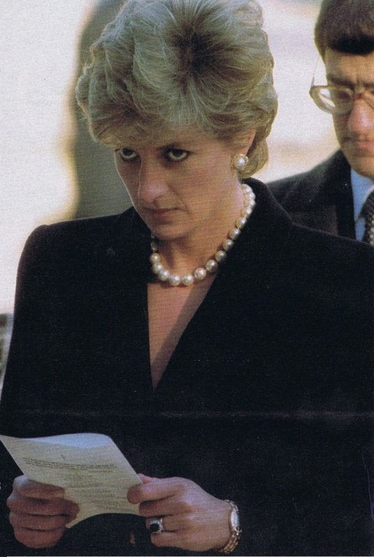 "Princess Diana au Japan _ Février 1995 "" SUITE "" Diana"