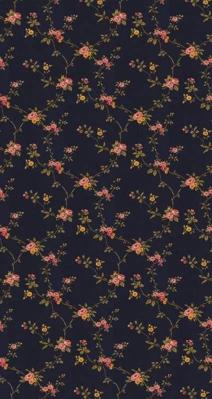 Cute Wallpaper Tumblr Backgrounds Pattern 21 Trendy Ideas Vintage Flowers Wallpaper Floral Wallpaper Iphone Vintage Floral Wallpapers