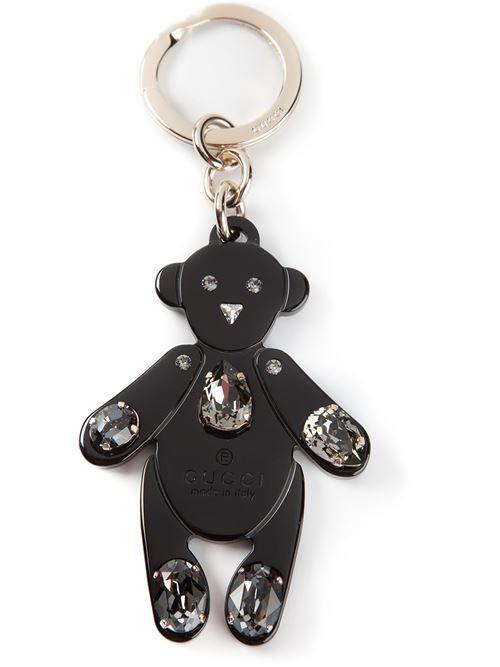 7332ccaf524 Women - Gucci Embellished Teddy Bear Key Chain - Tessabit.com – Luxury  Fashion For Men and Women  Shipping Worldwide