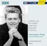 Hermann Prey: Liederabend 1963 [CD]