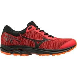 Photo of Mizuno Wave Rider shoes men red 46.0 Mizuno