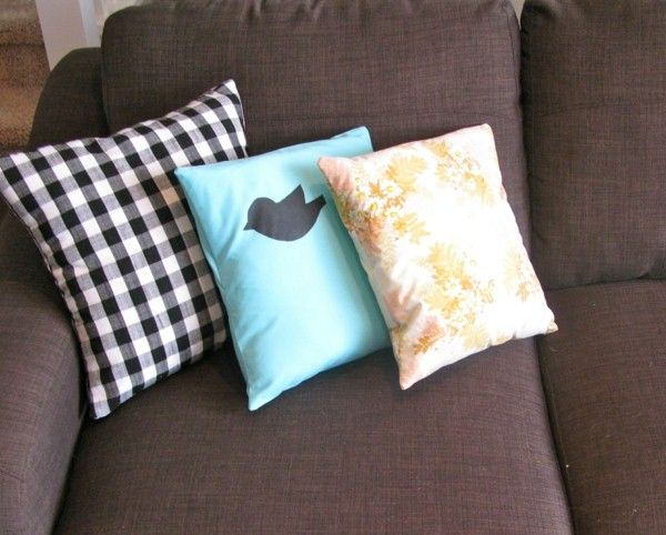 Pillow Sewing Instructions Draw Snittmuster Httproom Decorating