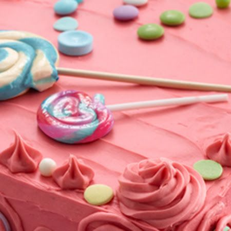 Bubble Gum Candy Cake | Duncan Hines