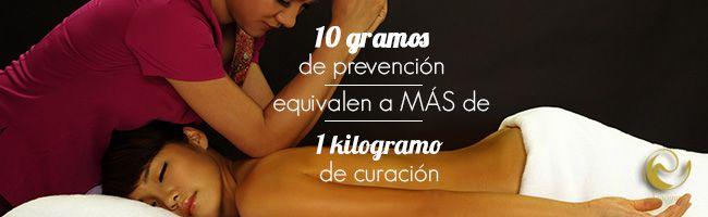Prevención de las enfermedades mediante el bienestar #masajes #orientales  http://www.masajes-xiaoying-madrid.com/