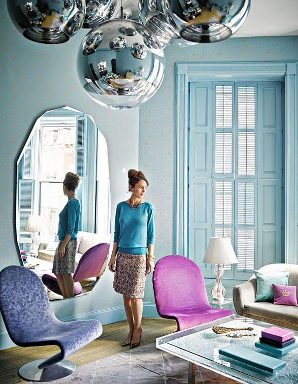 The Decorista-Domestic Bliss: An Upper East Side jewel box...