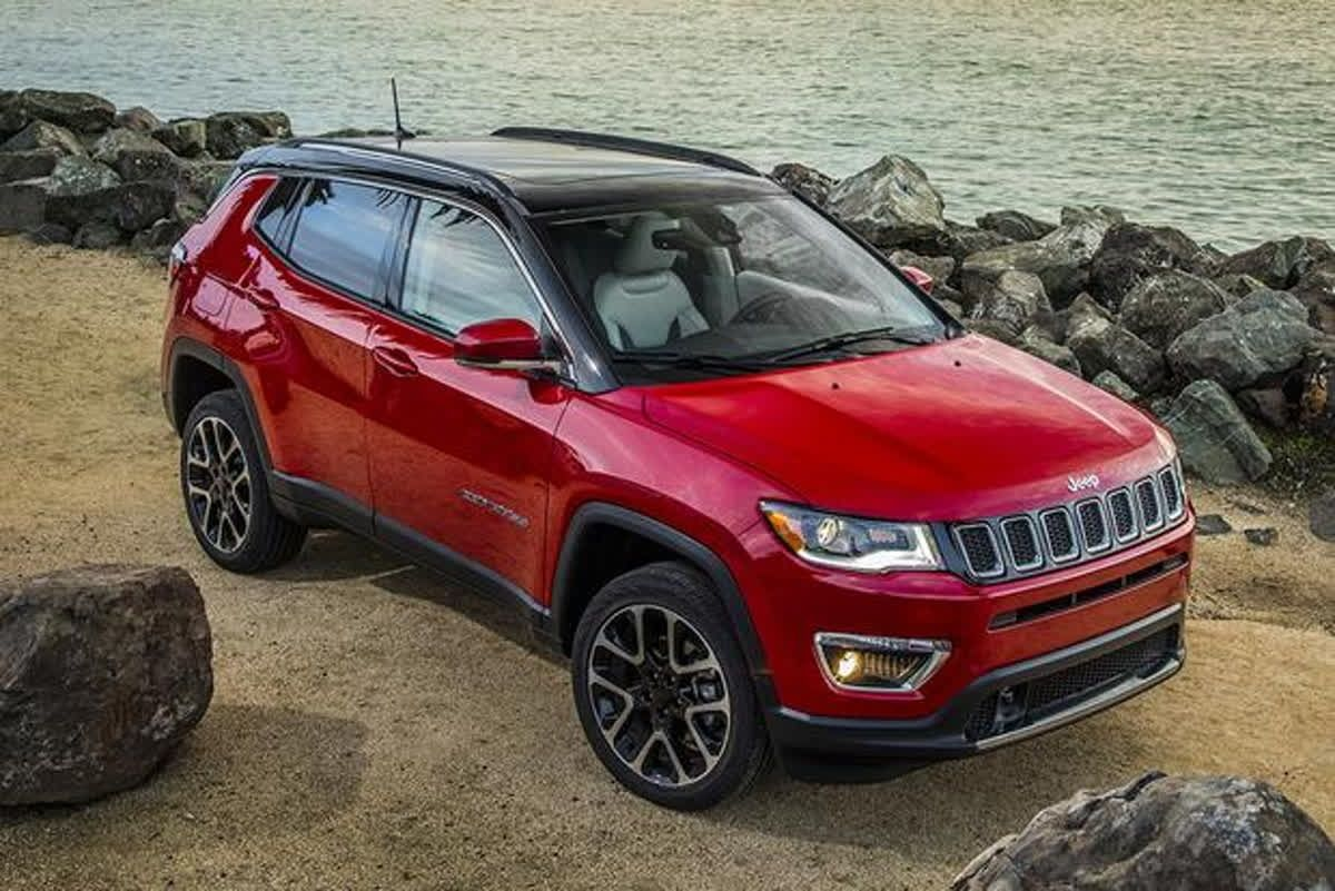 When The Highway Ends The Jeep Compass Outperforms Its Closest