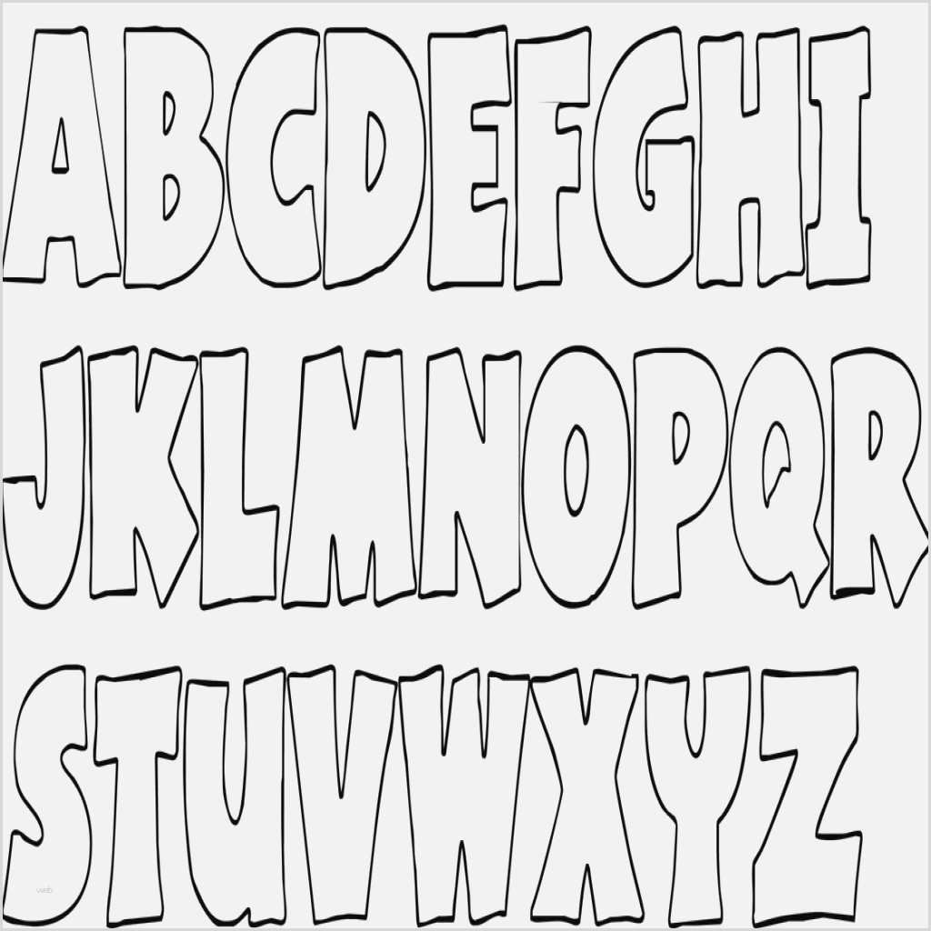 Alphabet Bilder Zum Ausdrucken Gallery Zalaces Neu Buchstaben