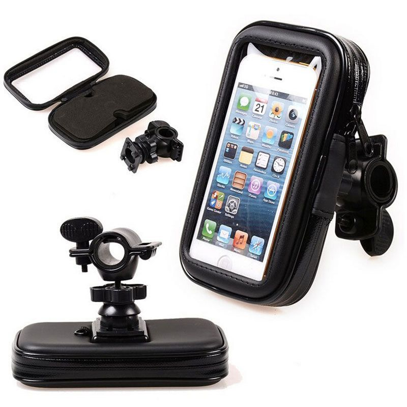 low priced a805a a1a0d Bike Waterproof Case Bag for iPhone 6/6Plus/6S/6S Plus/Mobile Phone ...