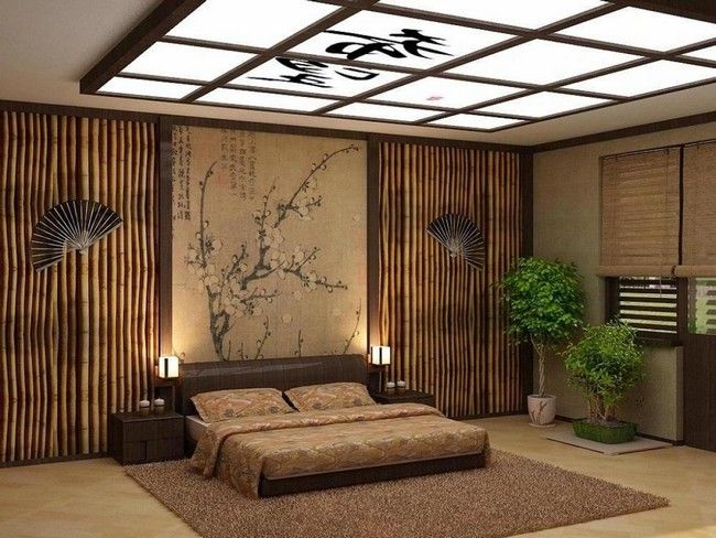 Asian Style Interior Design Ideas Japanese Style Bedroom Asian