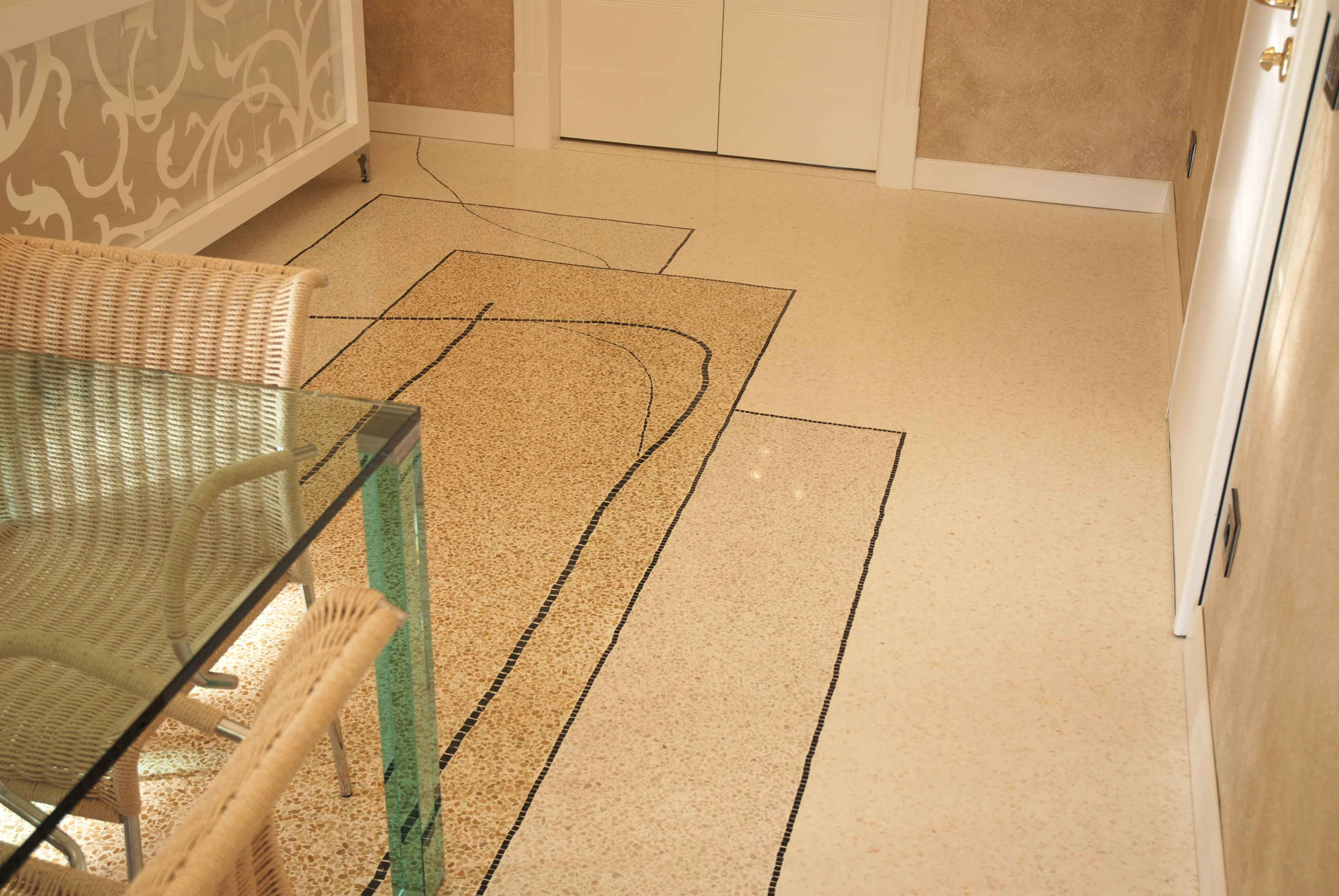 kitchen image for floors your of tips home collection renewing ideas tile floor terrazzo