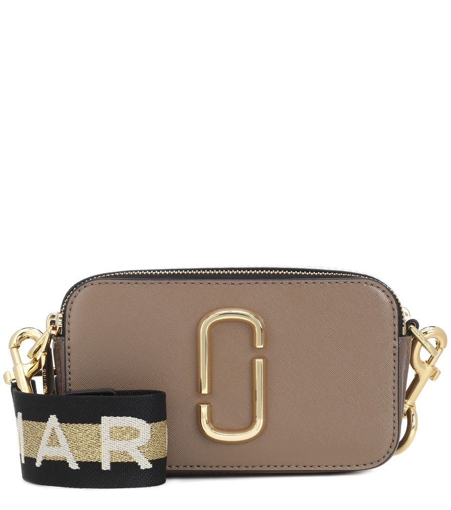 8ad4271535c6e Marc Jacobs - Snapshot Small leather camera bag ...