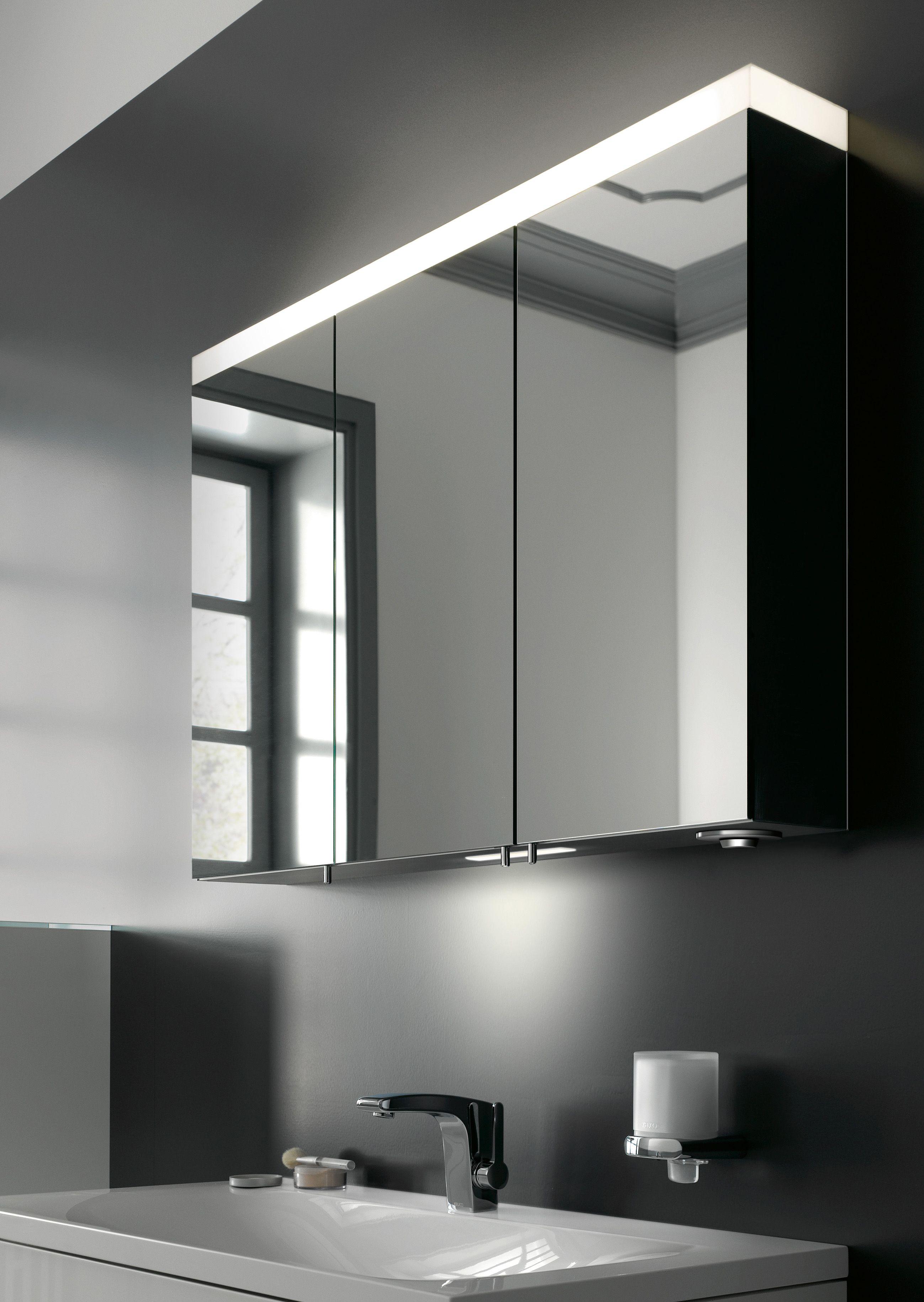 Spiegelkast Keuco Royal badkamer design Sanidrome | 1. Spiegelkasten ...