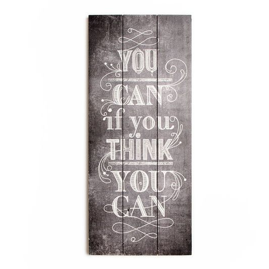 You Can Print On Wood Wall Art by Graham & Brown