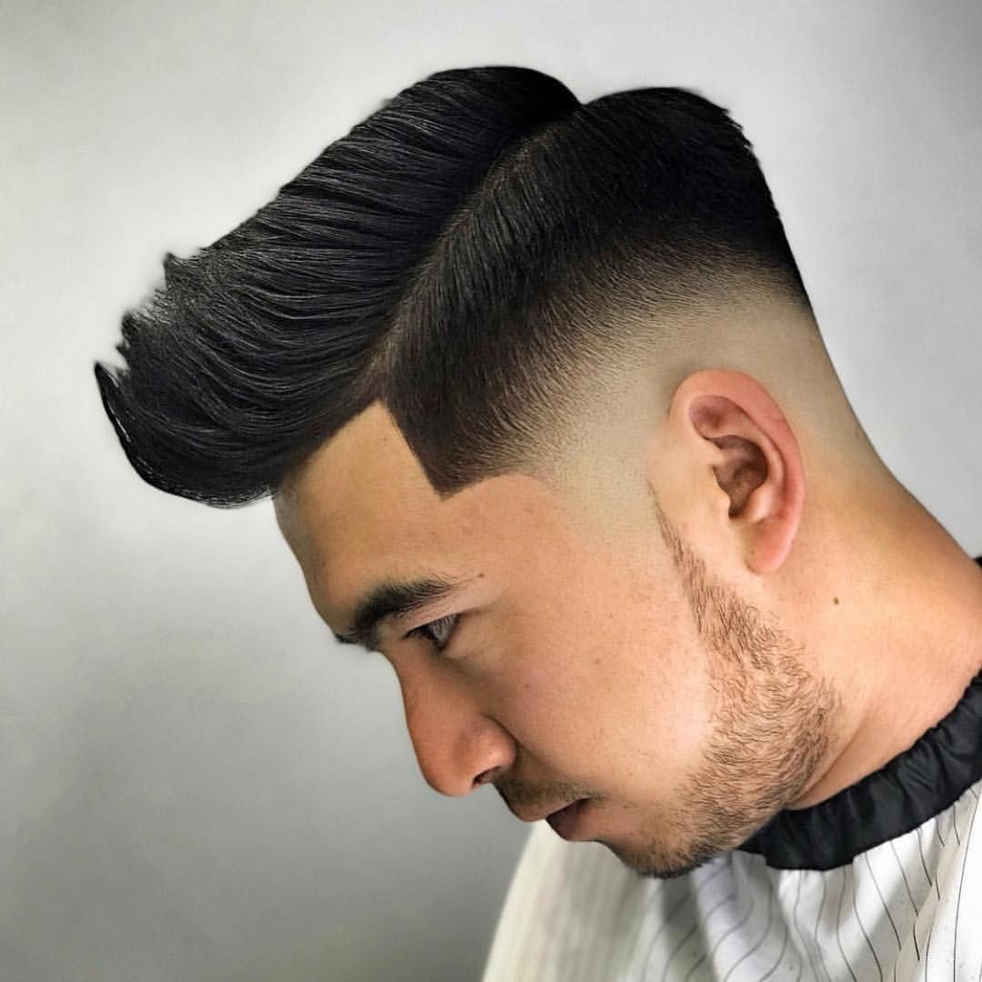 By Abu Barber 2 Steps For A Successful Barbershop 1 Create Your Own Line Of Hair Produc Mid Fade Haircut Fade Haircut Mens Hairstyles