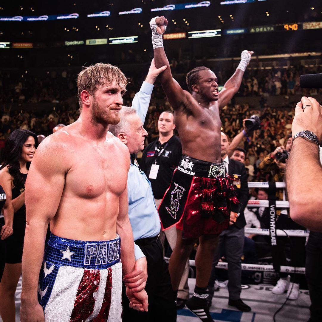Ksi Vs Logan Paul 2 Popular You Tube Personalities Boxing: 2.6m Likes, 86.9k Comments