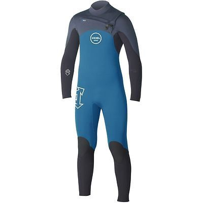 Youth 47355: Xcel Hawaii 3/2 Comp Wetsuit - Kids BUY IT NOW ONLY: $109.97