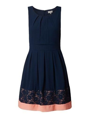 6fe3964f0bd86f APRICOT Kleid mit floraler Spitze in Blau / Türkis online kaufen (9644758)  | P&C Online Shop