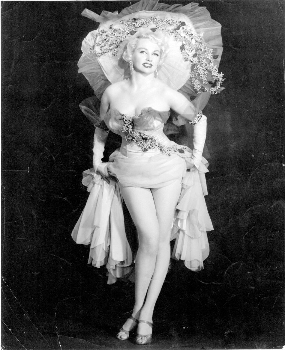 picture Dixie Evans