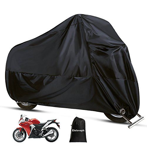 TRIUMPH ROCKET III TOURING Oxford Motorcycle Cover Waterproof Bike Silver Black