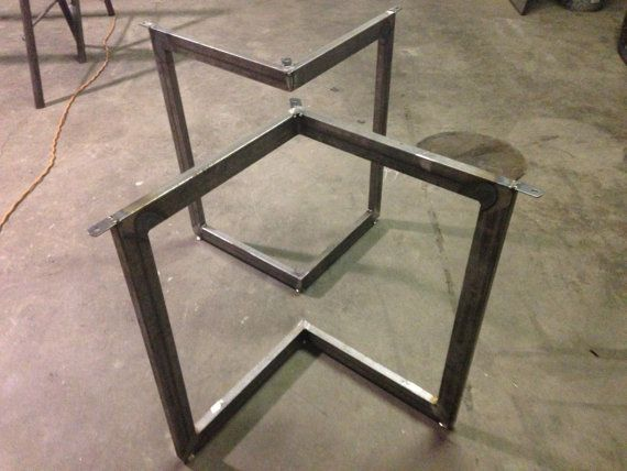 Metal Dining Room Table Base