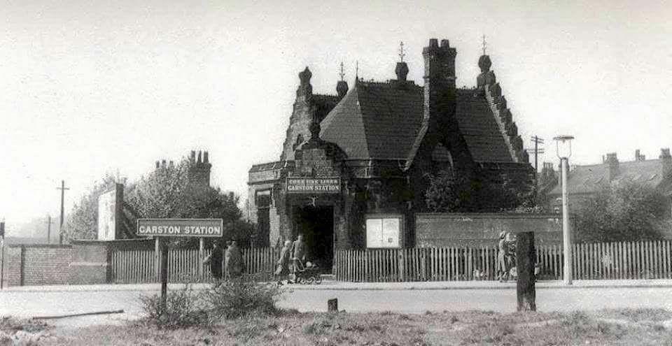 Garston Station