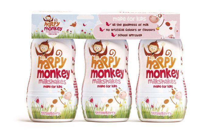 HappyMonkey packaging