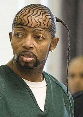 men with braids black man