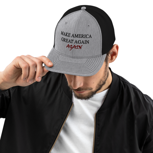 Magaa Trucker Cap Trucker Cap Trucker Make America Kind Again
