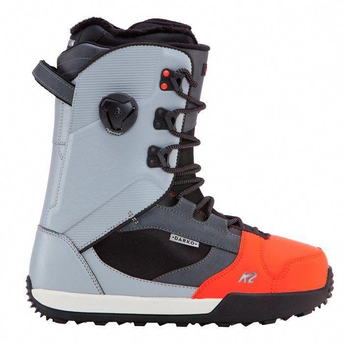 half off 73d55 85661 K2 - Darko Snowboard Boots 2018 Snow!!!