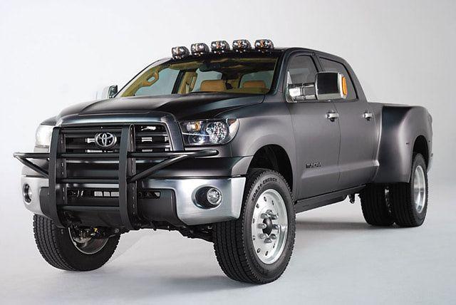2017 Tundra Diesel >> The Pickup Truck On Steroids Alex Diesel Toyota Truck