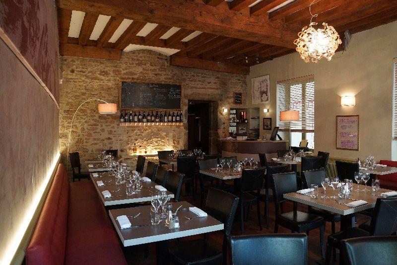 Salle restaurant Design cuisine Italienne Benoit Beal | Hôtellerie ...