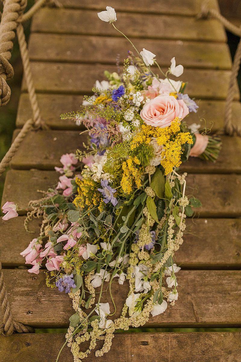yolancris, english country garden wedding, wildflower weddings, jay ...