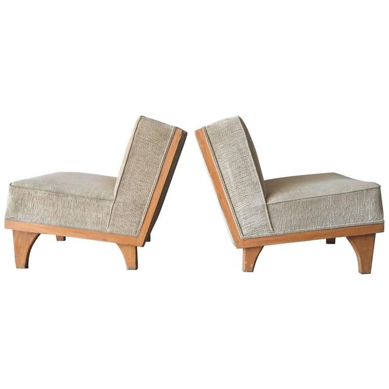 Very Rare Michael Van Beuren Lounge Chairs For Domus Mexico 1950s Vintage Lounge Chair Lounge Chair Seating