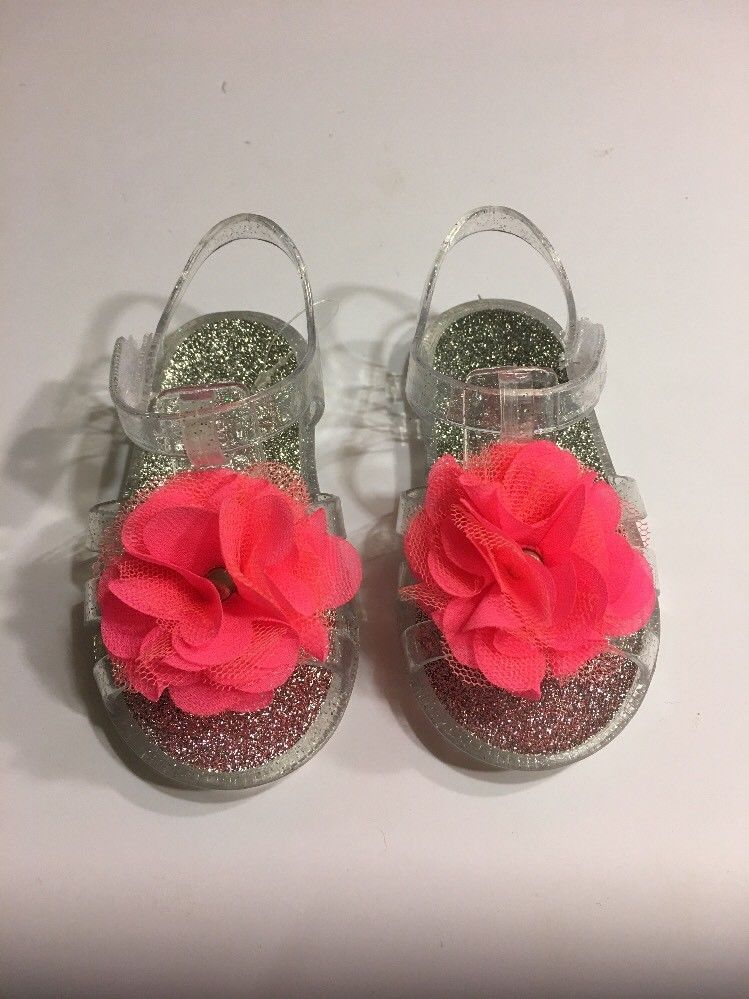Baby Prewalk Sandals Shoes Size 2 Mary Jane Jelly