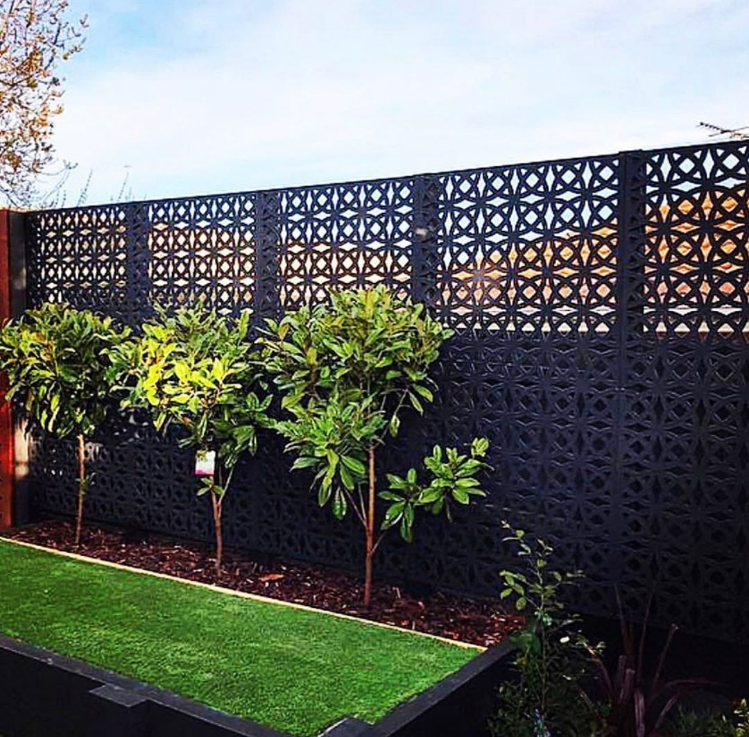Decorate Your Outdoors With Matrixdecorscreens