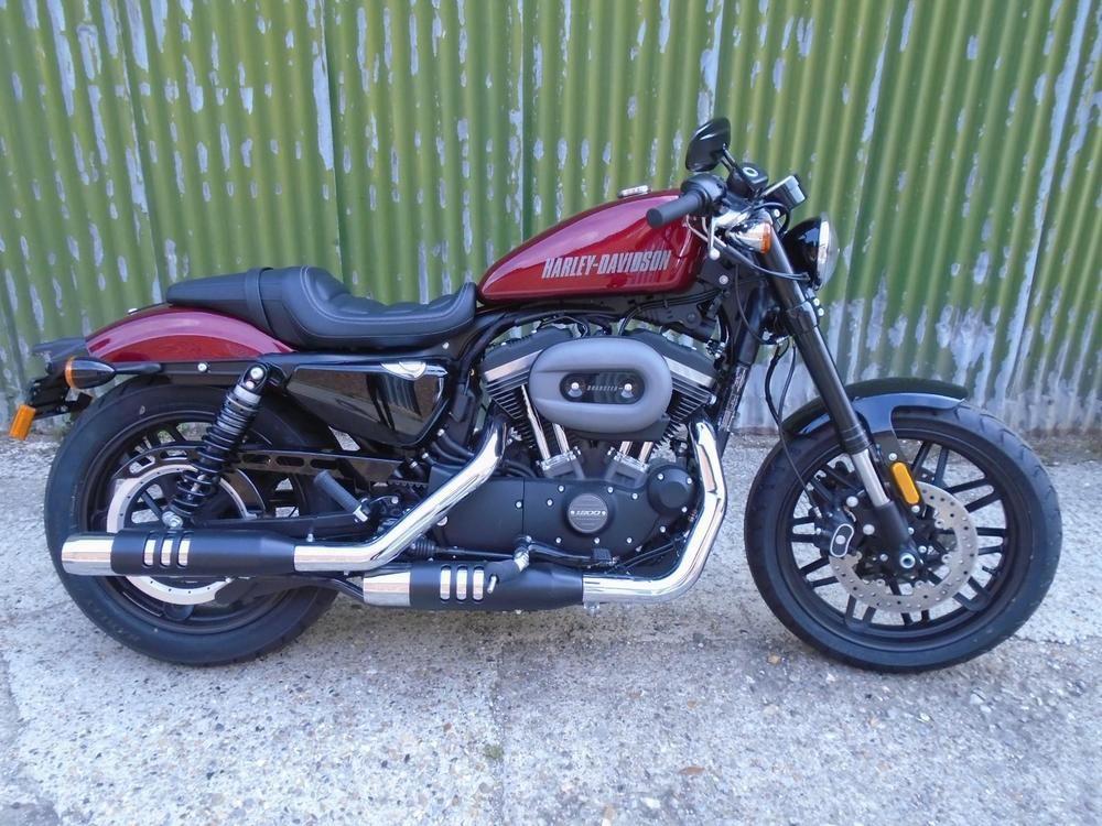 eBay Brand New HarleyDavidson Sportster XL1200CX