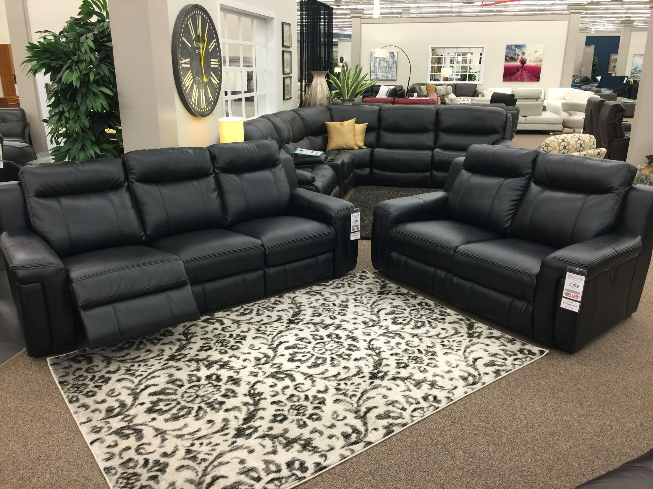 The Corbin Features Power Recliners Usb Charging Stations This