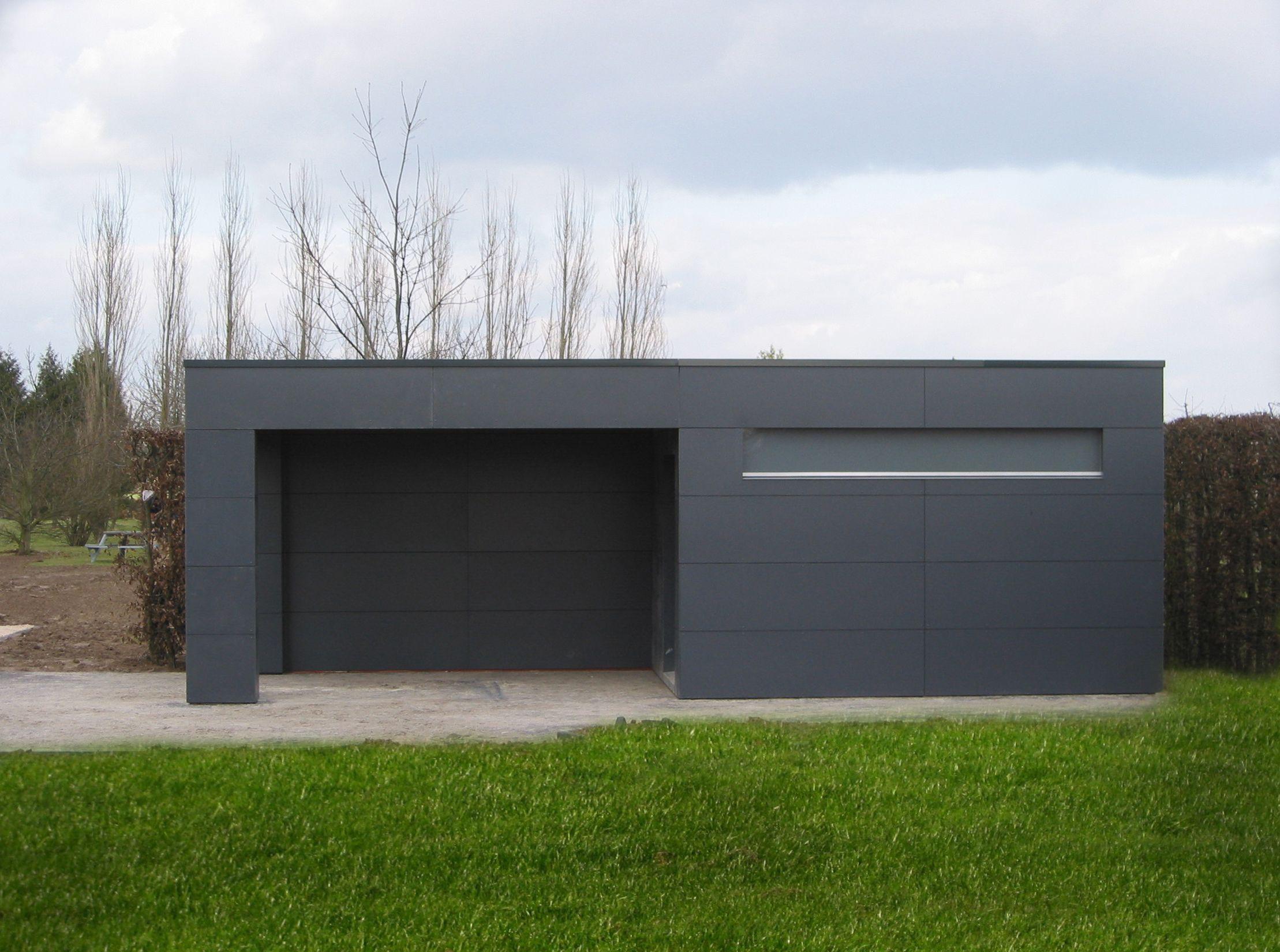 Trespa Tuinhuis Product In Beeld Startpagina Voor Tuin Ideeen Tuinhuis Garage Ontwerp Huis En Tuin